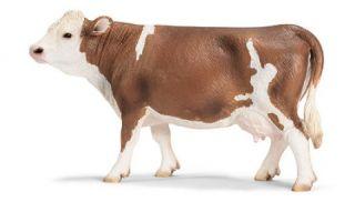 Schleich #13641 - Simmental Cow