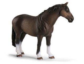 Schleich #13649 - Hanoverian Stallion