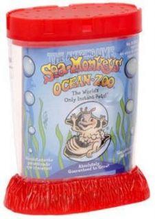 Sea-Monkeys Ocean-Zoo