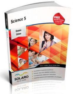SOLARO Study Guide Science 5