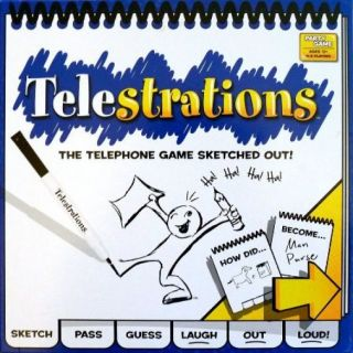 "Telestrations ""The Original"" - Party Game"