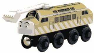 Thomas & Friends Wooden Railway - Diesel 10 Y4076