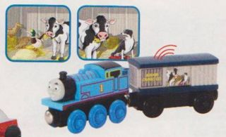 Thomas & Friends Wooden Railway - Thomas Country Show LC98156