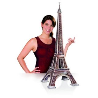 Wrebbit 3D Puzzle - Eiffel Tower