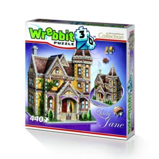 Wrebbit 3D Puzzle - Lady Jane