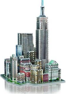 Wrebbit 3D Puzzle - New York Collection: Midtown West