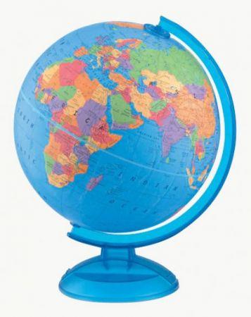 "12"" Adventure Globe - World Globe For Juniors"