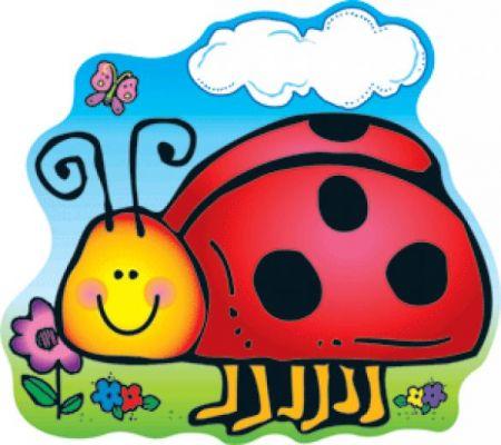 2-Sided Decoration - Ladybug #688018