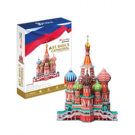 3D Puzzle - St. Basil's Cathedral