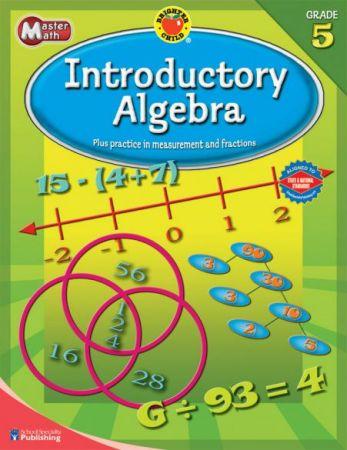Brighter Child Introductory Algebra Grade 5
