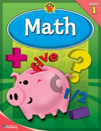Brighter Child Math Grade 1