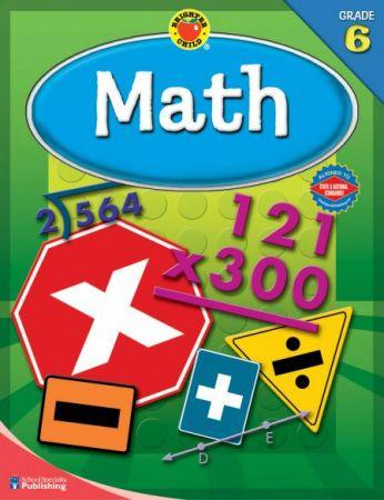 Brighter Child Math Grade 6