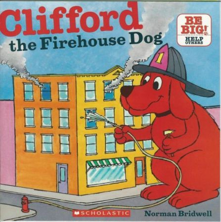 Clifford the Fire House Dog