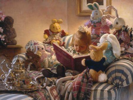 Cobble Hill 500 pcs Puzzle - Tales of Peter Rabbit