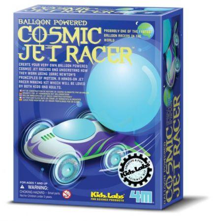 Cosmic Jet Racer
