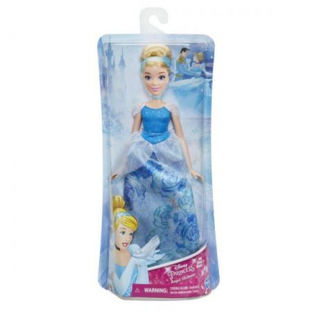 Disney Princess Royal Shimmer Doll - Cinderella