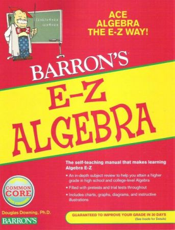 E-Z Algebra Self-Teaching Manual