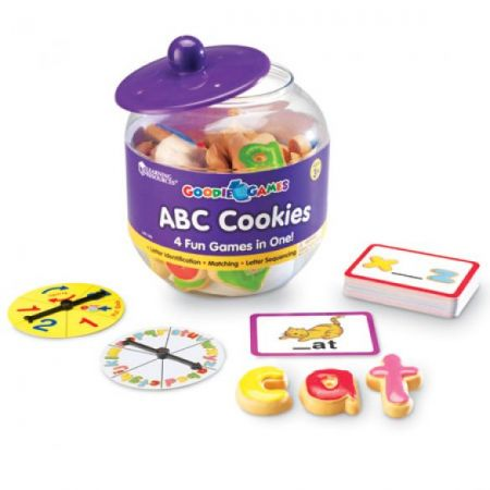 Goodie Games™ - ABC Cookies