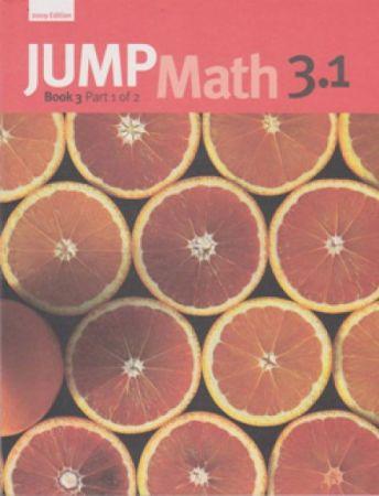 JUMP Math 3.1 / Workbook Grade 3, part 1 of 2