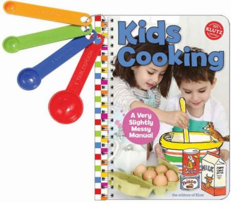 Klutz - Kids Cooking