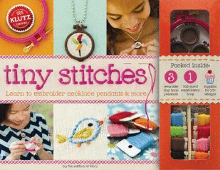 Klutz - Tiny Stitches