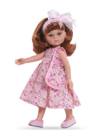 "Las Amigas 12.5"" Paola Reina Doll - Becca in Summer Outfit"