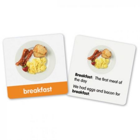 Learning Resources - First Grade Vocabulary Photo Cards, Set of 150