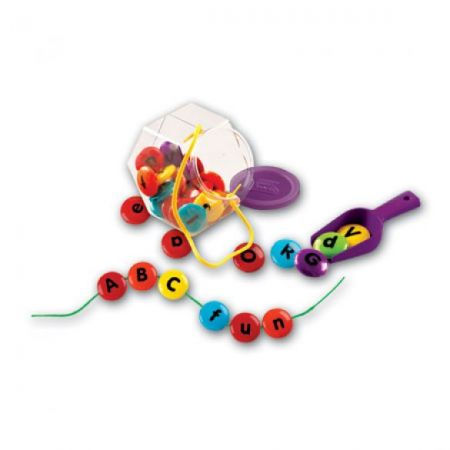 Learning Resources - Smart Snacks ABC Lacing Sweets
