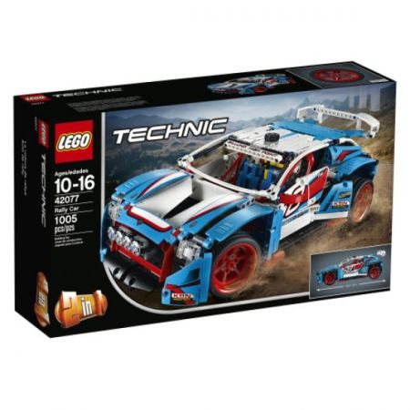 LEGO #42077 - Technic : Rally Car