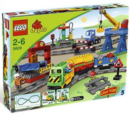 LEGO #5609 - Deluxe Train Set