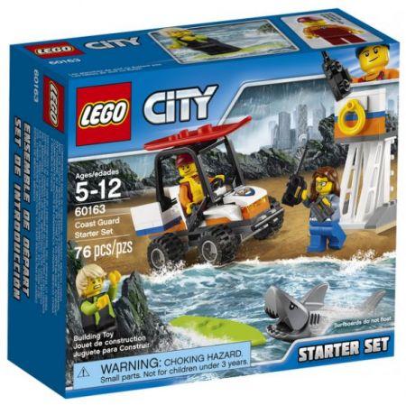 LEGO #60163 - City : Coast Guard Starter Set