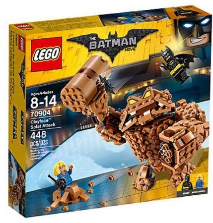 LEGO #70904 - Batman Movie : Clayface Splat Atack