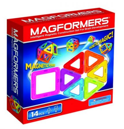 Magformers - 14 pieces