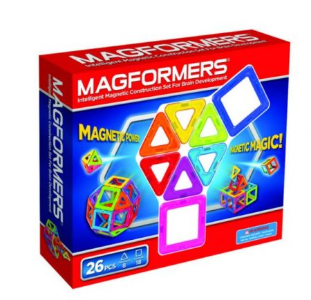 Magformers - 26 pieces