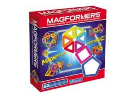 Magformers - 62 pieces