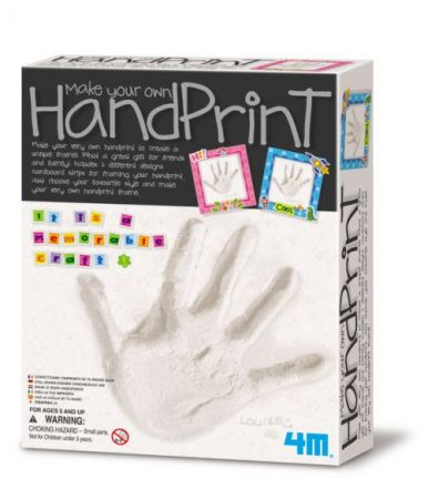 Make Your Own Hand Print