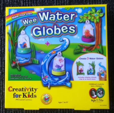 Make Your Own Wee Water Globes