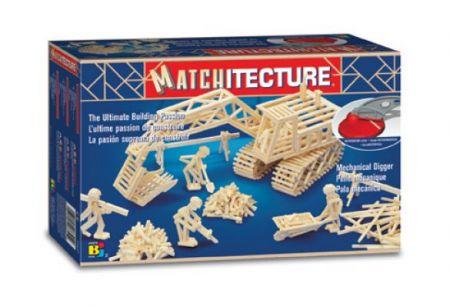 Matchitecture - Mechanical Digger