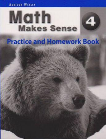 Math Makes Sense Practice & HmWk Bk 4