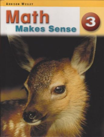 Math Makes Sense Text Book 3