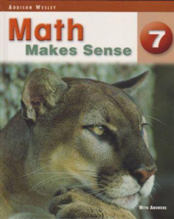 Math Makes Sense Text Book 7