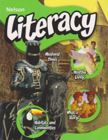 Nelson Literacy 4a - Student Textbook