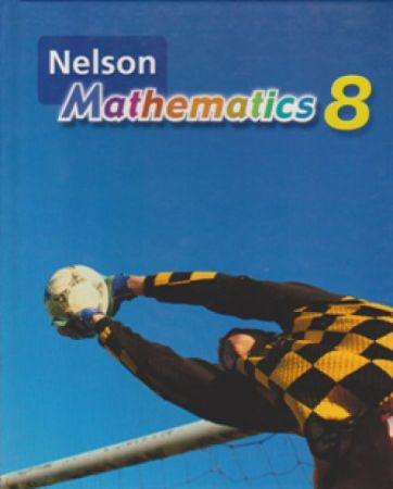 Nelson Mathematics 8 - Text Book [9780176269203] - My Gifted