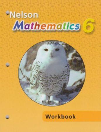 Nelson Mathematics Workbook 6 [9780176201067] - My Gifted Child
