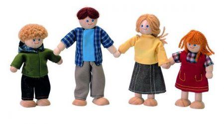 Plan Toys - Doll Family 7415