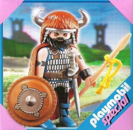 Playmobil #4677 - Barbarian Chief