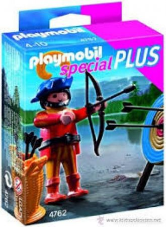 Playmobil #4762 - Archer with Target
