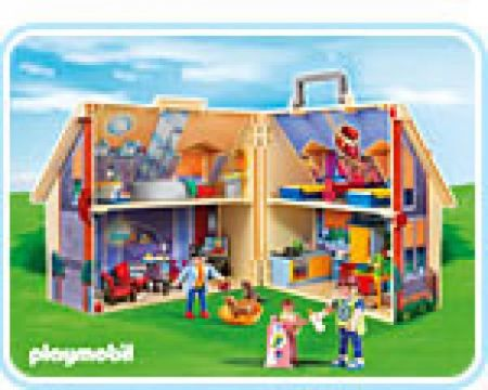 Playmobil Take Along House Playmobil 5167 Take Along