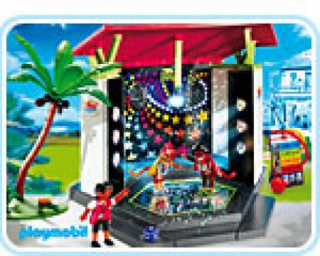 Playmobil #5266 - Children's Club with Disco