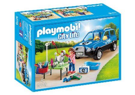 Playmobil #9278 - Mobile Pet Groomer
